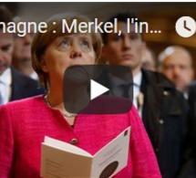 Allemagne : Merkel, l'indéboulonnable chancelière, chancelle
