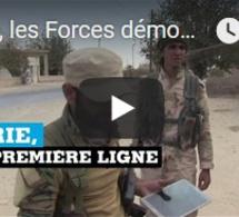 Syrie, les Forces démocratiques syriennes en première ligne