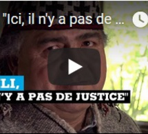 "Chili, ""Ici, il n'y a pas de justice"""