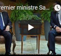 Le Premier ministre Saad Hariri est rentré à Beyrouth