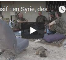 Exclusif : en Syrie, des Occidentaux se battent aux côtés des YPG contre l'EI