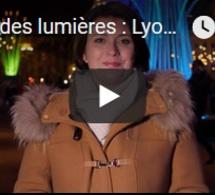 Fête des lumières : Lyon retient la nuit