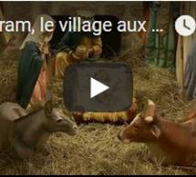 Lucéram, le village aux 450 crèches