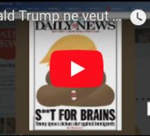 """Un œil sur les médias : Donald Trump ne veut pas de migrants originaires de """"pays de merde"""""""