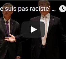 """Je ne suis pas raciste' assure Donald Trump"