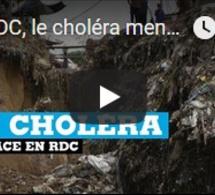 En RDC, le choléra menace à nouveau