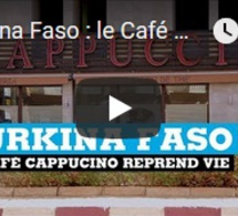 Burkina Faso : le Café Cappuccino reprend vie