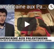 """Aide américaine aux Palestiniens : l'OLP accuse Washington """"d'obéir aux consignes d'Israël"""""""