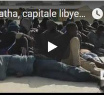 Sabratha, capitale libyenne du trafic d'être humain