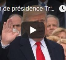 Un an de présidence Trump : retour sur 365 jours de tweets