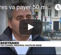 Londres va payer 50 millions d'euros de plus pour contrôler la frontière à Calais