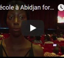 Une école à Abidjan forme les mannequins de demain