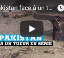 Le Pakistan face à un tueur en série