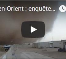 Moyen-Orient : enquête sur le phénomène galopant des tempêtes de sable