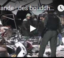 Thaïlande : des bouddhistes ciblés par un attentat