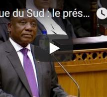 """Afrique du Sud : le président Ramaphosa promet un """"fantastique départ"""""""