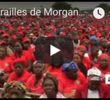 Funérailles de Morgan Tsvangirai : des milliers de personnes ont assisté aux obsèques