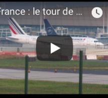 Economie: à Air France, le tour de chauffe des syndicats