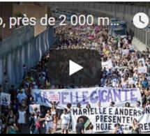 À Rio, près de 2 000 manifestants réclament justice pour Marielle Franco