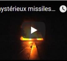 De mystérieux missiles dans le centre de la Syrie