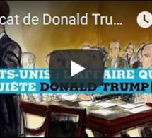 L'avocat de Donald Trump au cœur d'une tempête judiciaire
