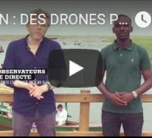 BÉNIN : DES DRONES POUR SAUVER UN LAC