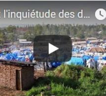 RDC : l'inquiétude des déplacés en Ituri