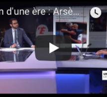 Un œil sur les médias : La fin d'une ère, Arsène Wenger quitte Arsenal