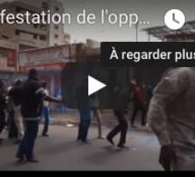Le journal de l'Afrique : Manifestation de l'opposition sénégalaise contre un projet de réforme électorale controversé