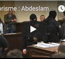 Terrorisme : Abdeslam condamné à 20 ans de prison