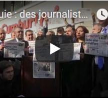 Turquie : des journalistes condamnés