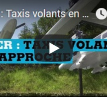 Uber : Taxis volants en approche