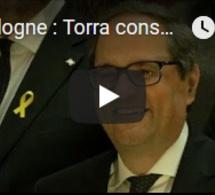 Catalogne : Torra consulte Puigdemont à Berlin