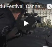 Lors du Festival, Cannes sous haute sécurité