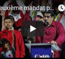 Un deuxième mandat pour Nicolas Maduro