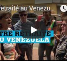 Être retraité au Venezuela
