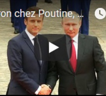 Macron chez Poutine, malgré tout