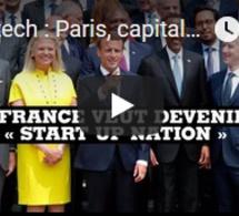 Vivatech : Paris, capitale des start-ups pendant 3 jours