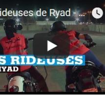 Les rideuses de Ryad - Inimaginable il y a peu : les Saoudiennes apprennent à conduire une moto
