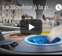 La Slovénie à la pointe du recyclage des déchets