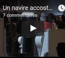 Un navire accoste en Sicile avec plus de 500 migrants