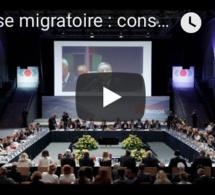 Crise migratoire : consensus des 28 pour rendre plus étanches les frontières de l'UE