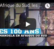 En Afrique du Sud, les 100 ans de Mandela