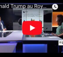 Un œil sur les médias : Donald Trump au Royaume-Uni, une visite sur fond de coup de théâtre