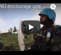 Actuelles : L'ONU encourage une plus grande mixité au sein des Casques bleus