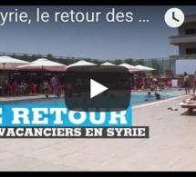 En Syrie, le retour des vacanciers