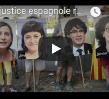 La justice espagnole retire les mandats d'arrêt internationaux contre Puigdemont