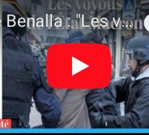 """Revue de presse : Affaire Benalla , """"Les voyous de l'État Macron"""""""