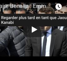 "Affaire Benalla : Emmanuel Macron condamne des ""faits inacceptables"""