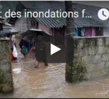 Inde : des inondations font 164 morts